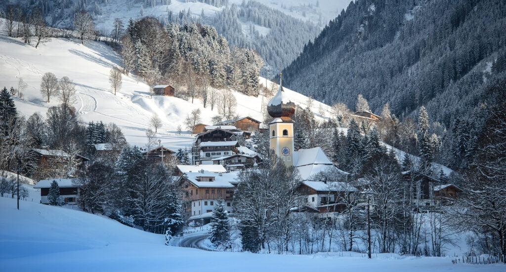 Aurach winter