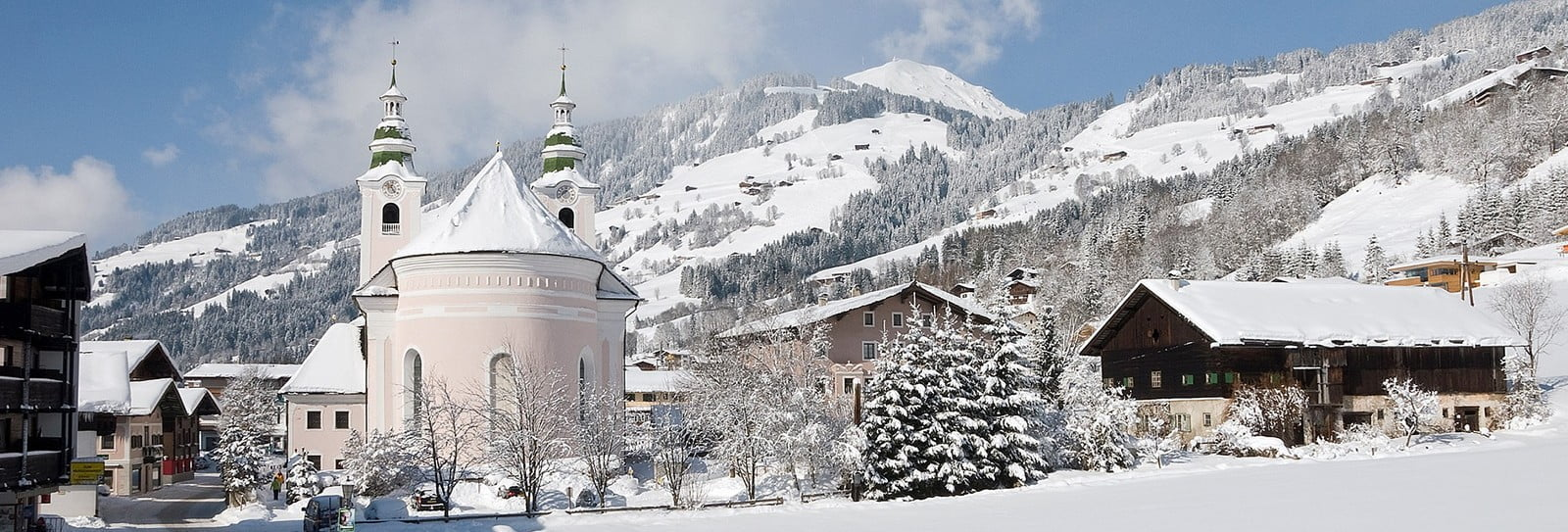 Brixen im Thale panorama