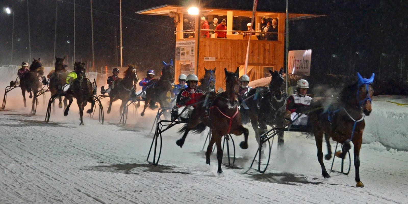 Kirchberg paardenrennen