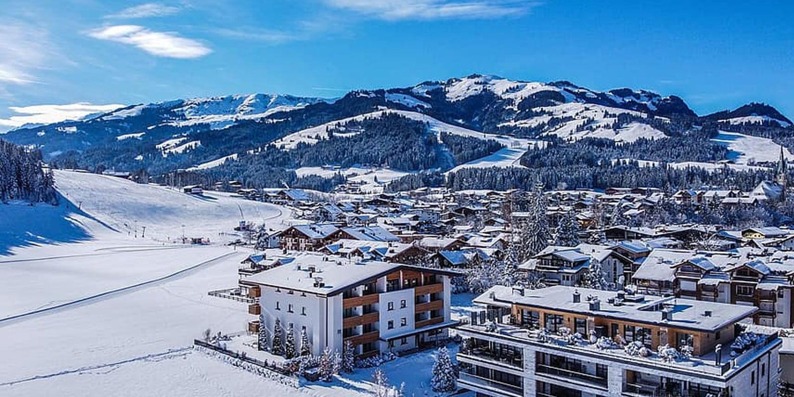 Kirchberg winter