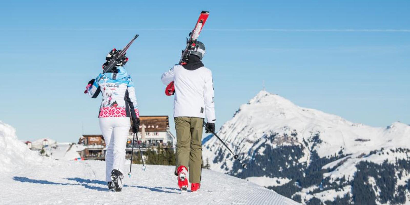 KitzSki ski's