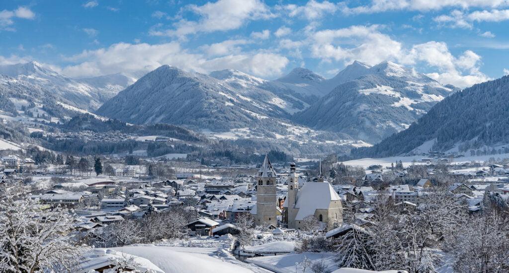 Kitzbühel winter