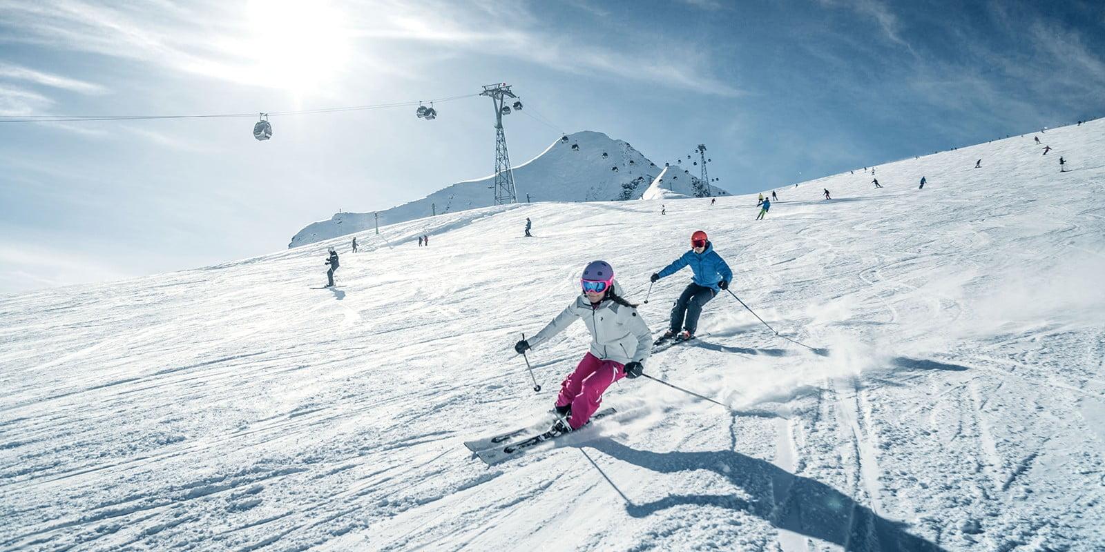 Kitzsteinhorn skigebied
