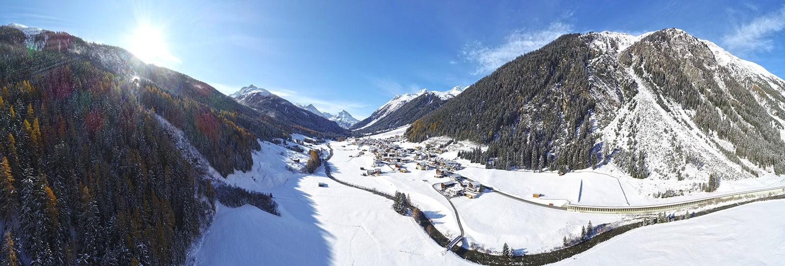 Mathon panorama