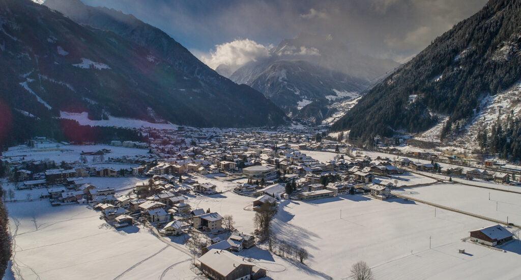Mayrhofen winter