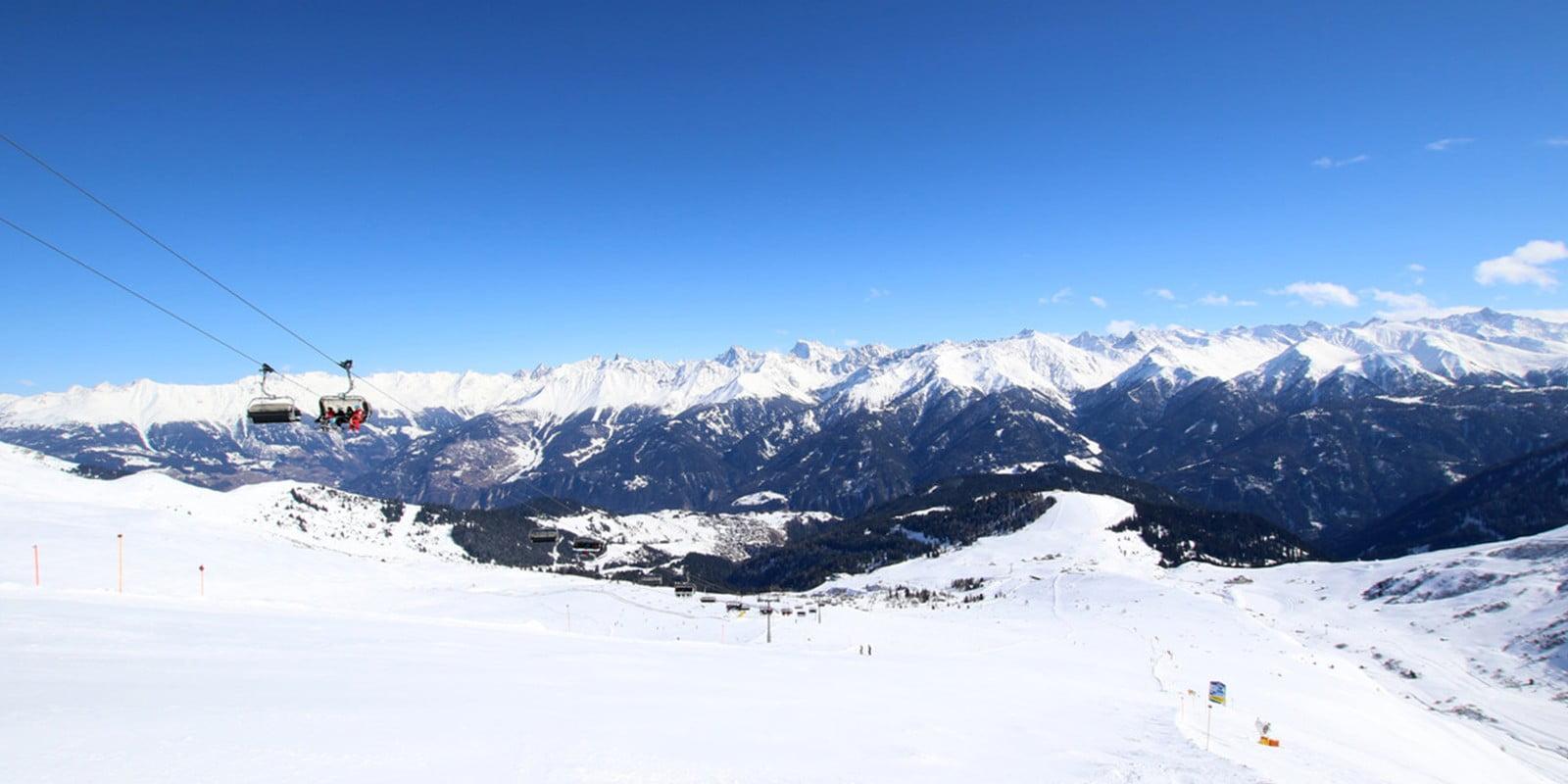 Pfunds Skigebied