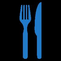 Restaurant icoon