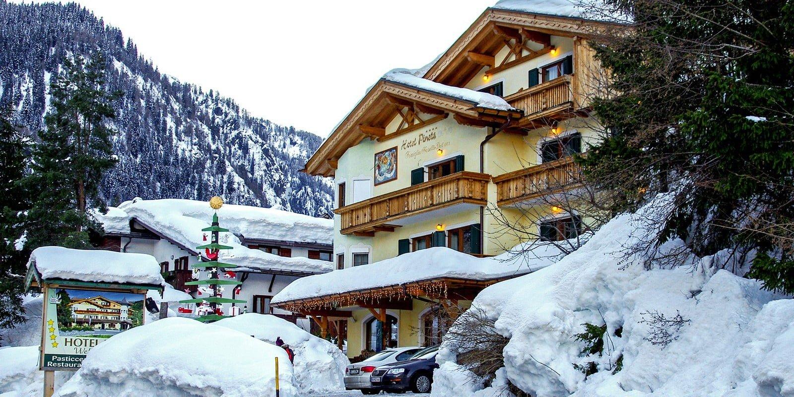 Rocca Pietore hotel