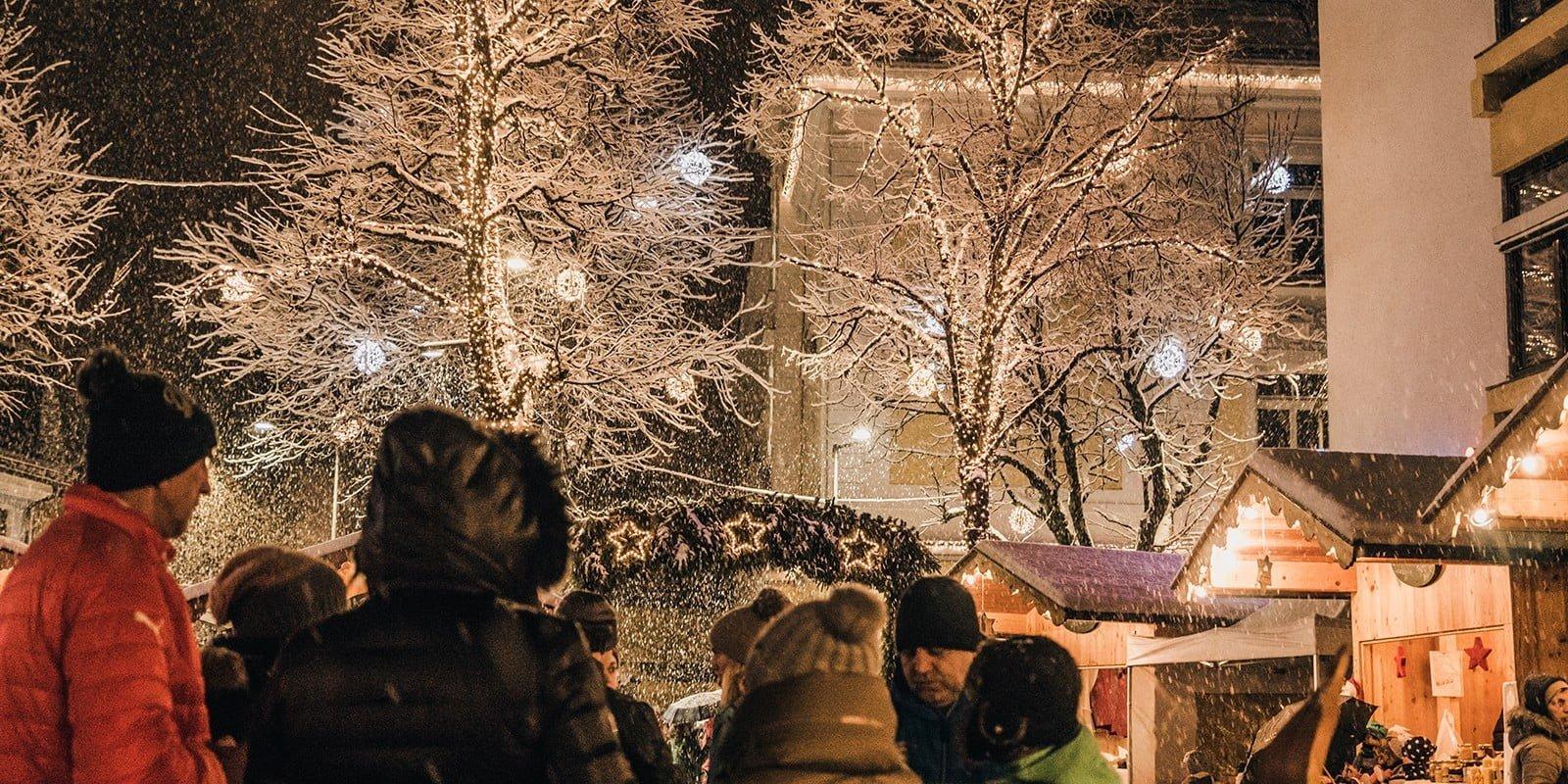 Saalfelden Kerstmarkt