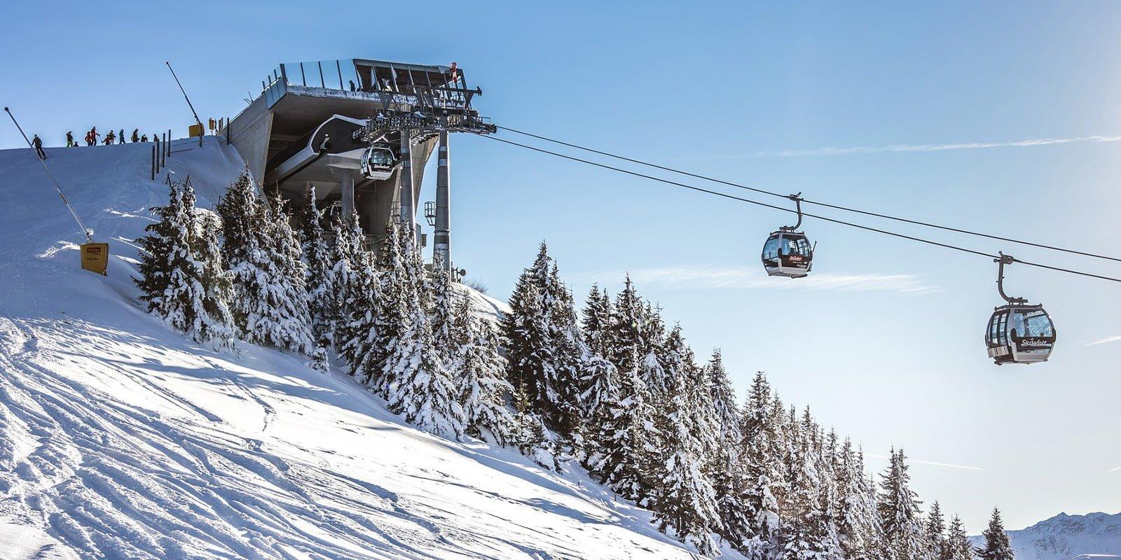 SkiWelt Wilder Kaiser Brixental skigebied