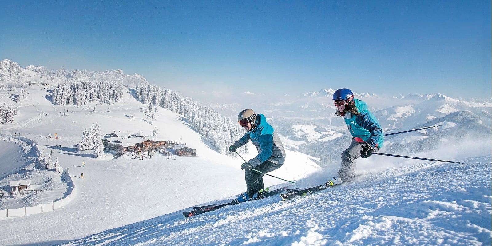 SkiWelt Wilder Kaiser Skiën
