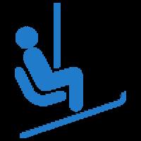 Stoeltjeslift icoon