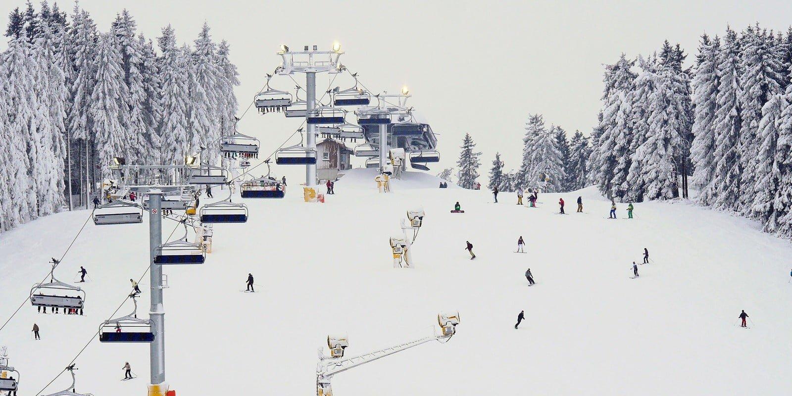 Winterberg piste