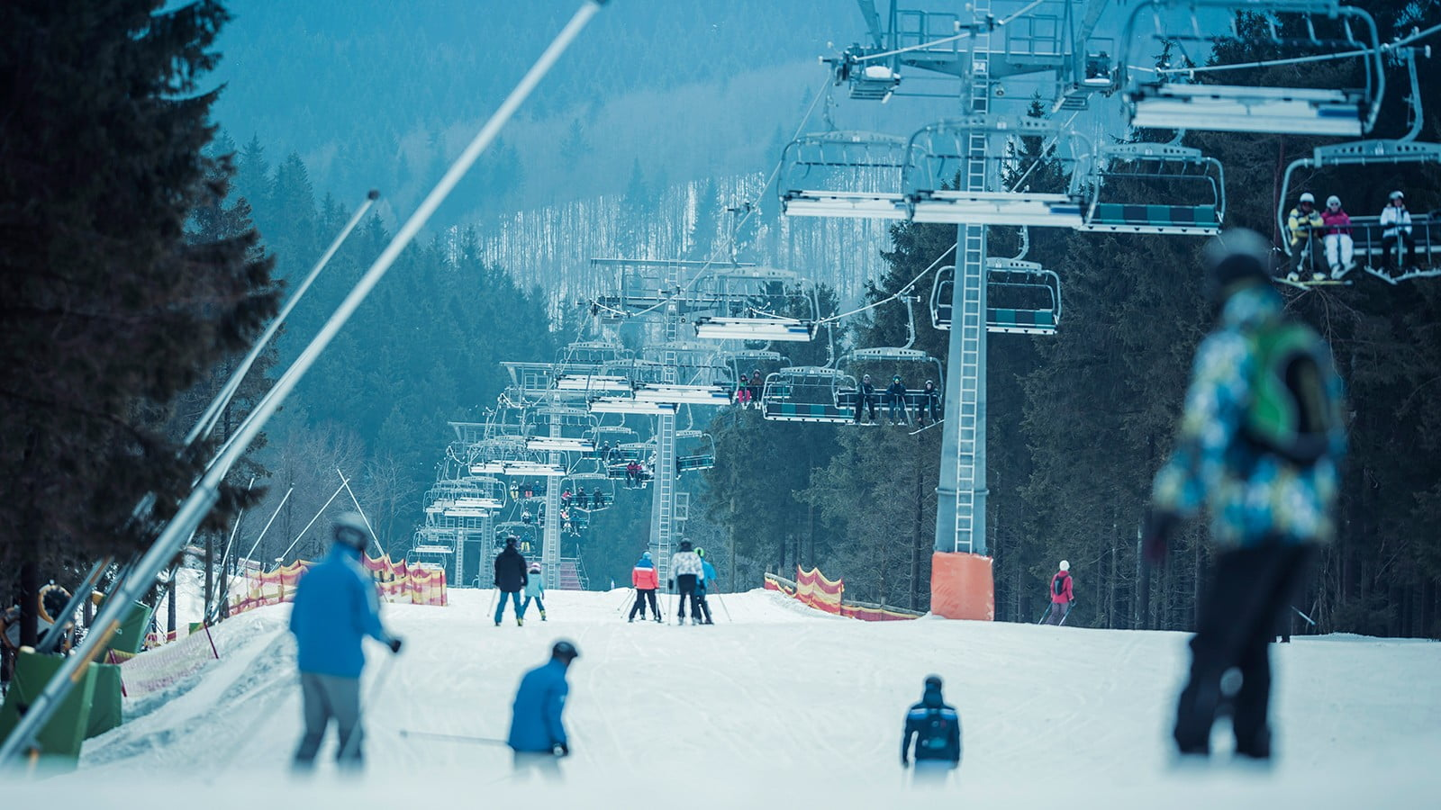 Duitsland wintersport