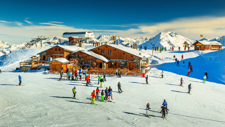 Frankrijk wintersport