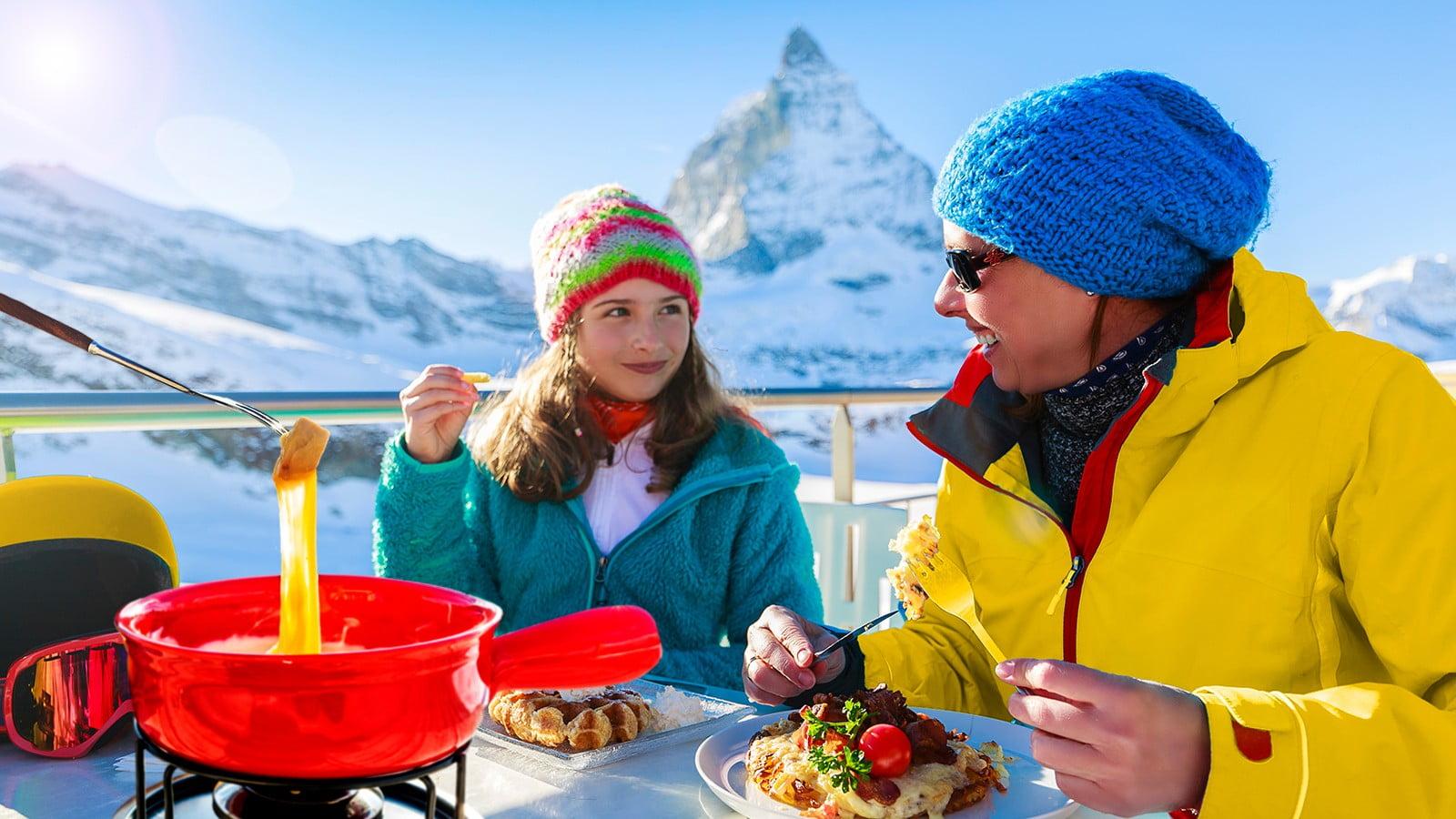 Zwitserland wintersport