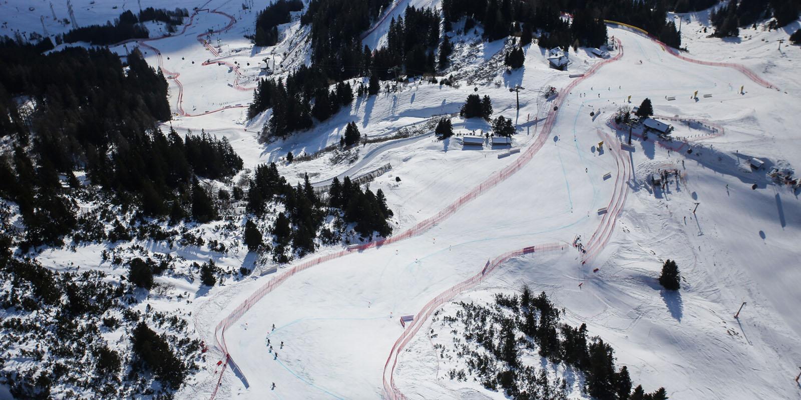 Arlberg skipiste