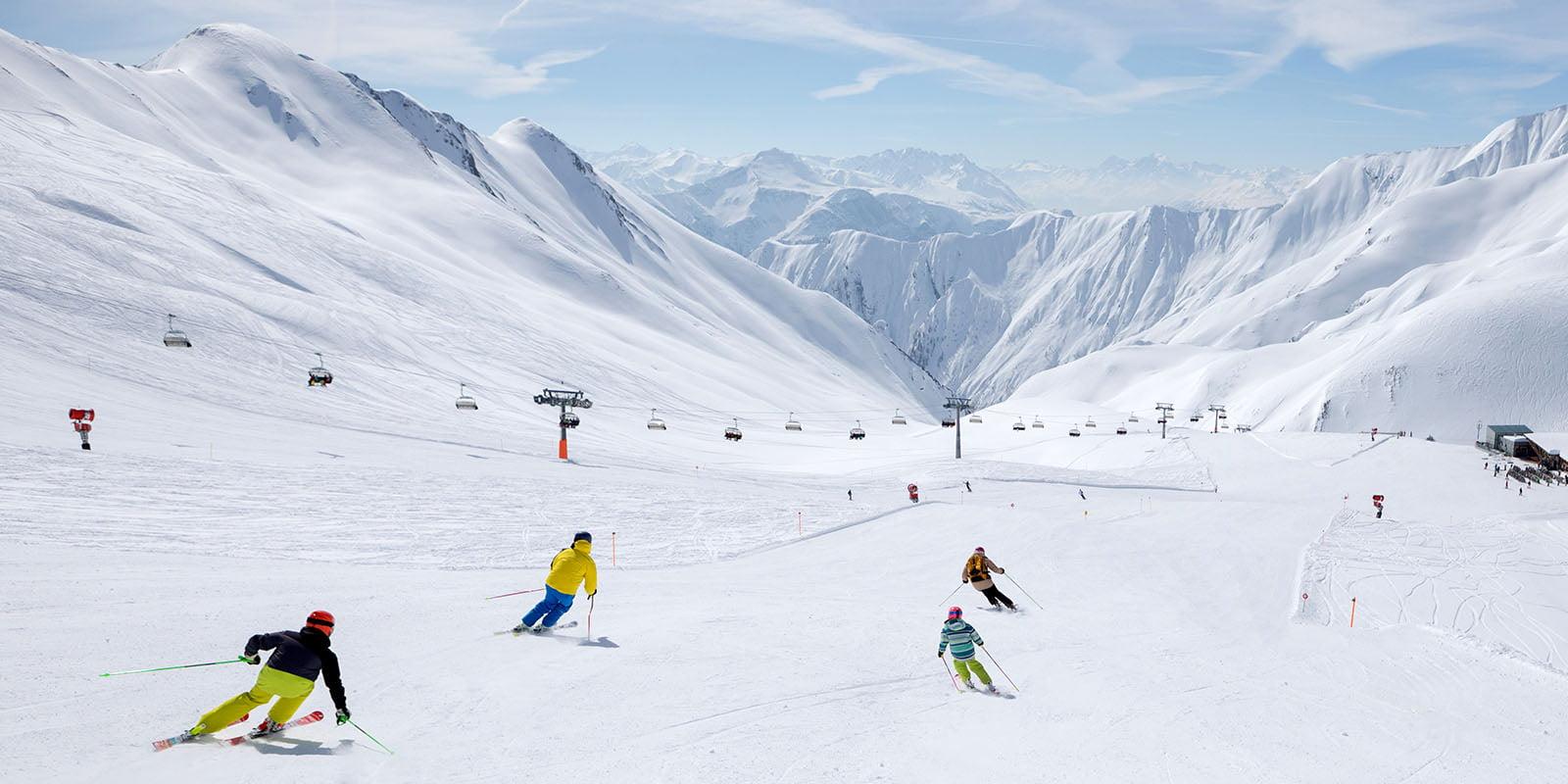 Serfaus-Fiss-Ladis skigebied