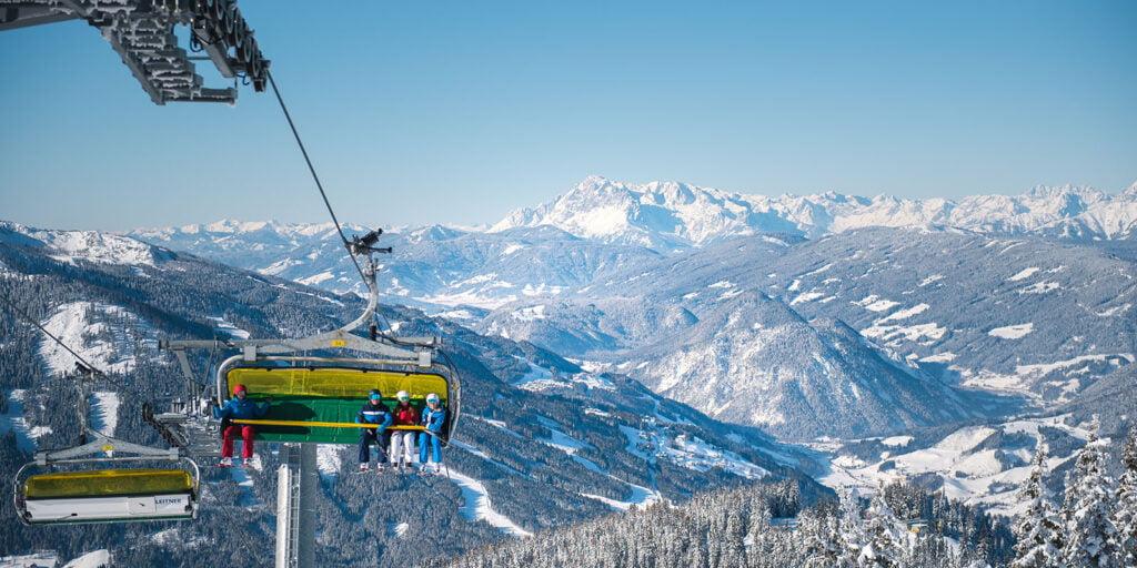 Ski Amade skilift