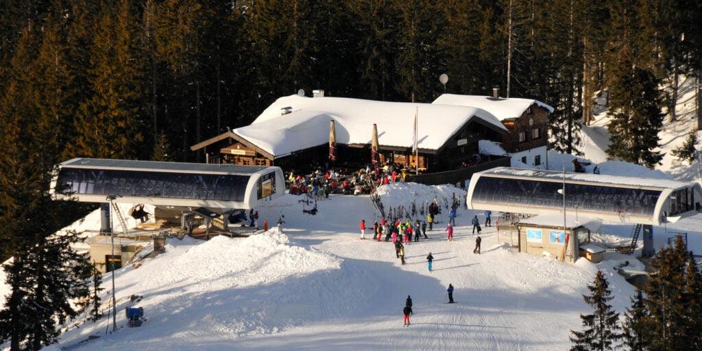 Spitzing-Tegernsee skilift