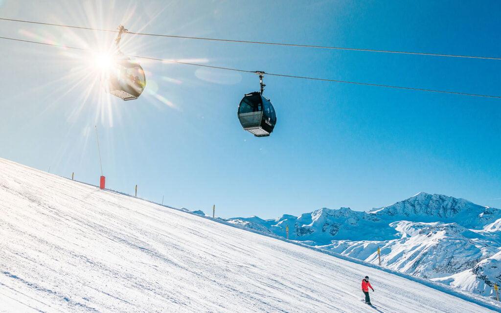 Tignes - Val d'Isère