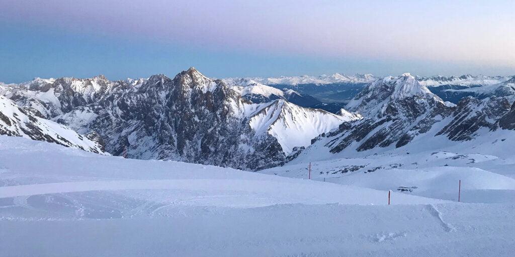 Garmisch partenkirchen natuur