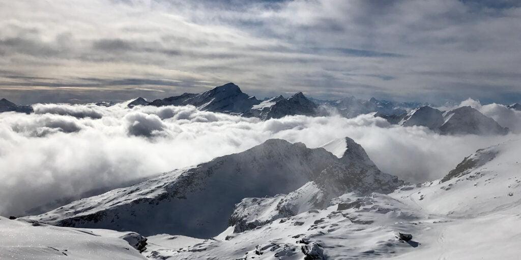 Monte Rosa natuur